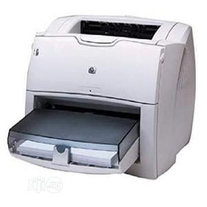 Hp Laserjet Printer 1300 Black And White   Printers & Scanners for sale in Lagos State, Surulere