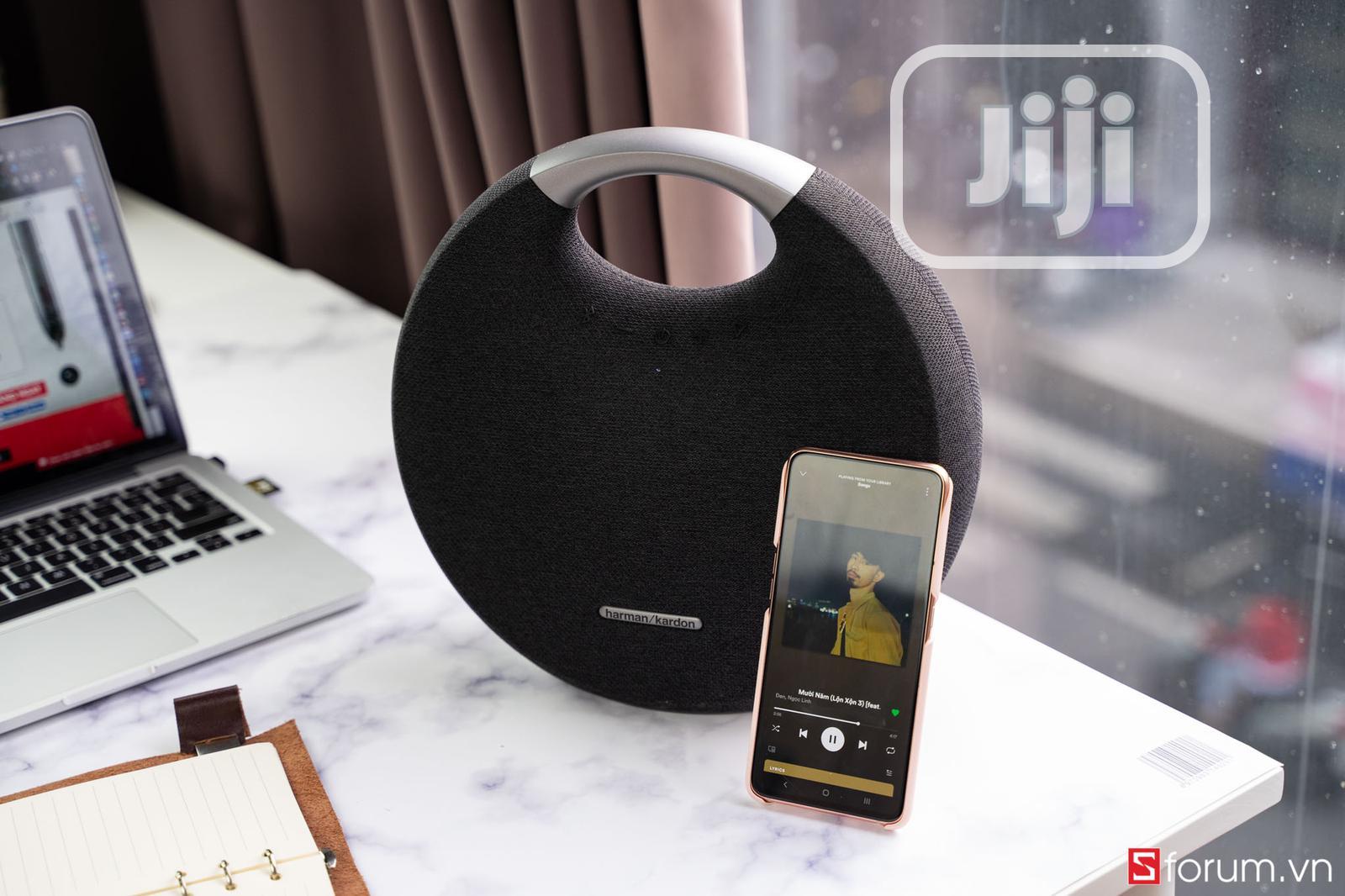 Harman Kardon Onyx Studio 6 - Bluetooth Speaker With Handle | Audio & Music Equipment for sale in Ikeja, Lagos State, Nigeria