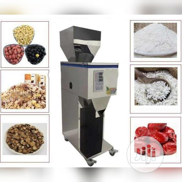 Powder/Granule Filling Machine
