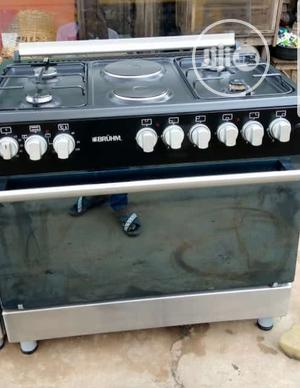 2 Electric And 4 Burner Gas Cooker With Large Oven   Kitchen Appliances for sale in Lagos State, Yaba