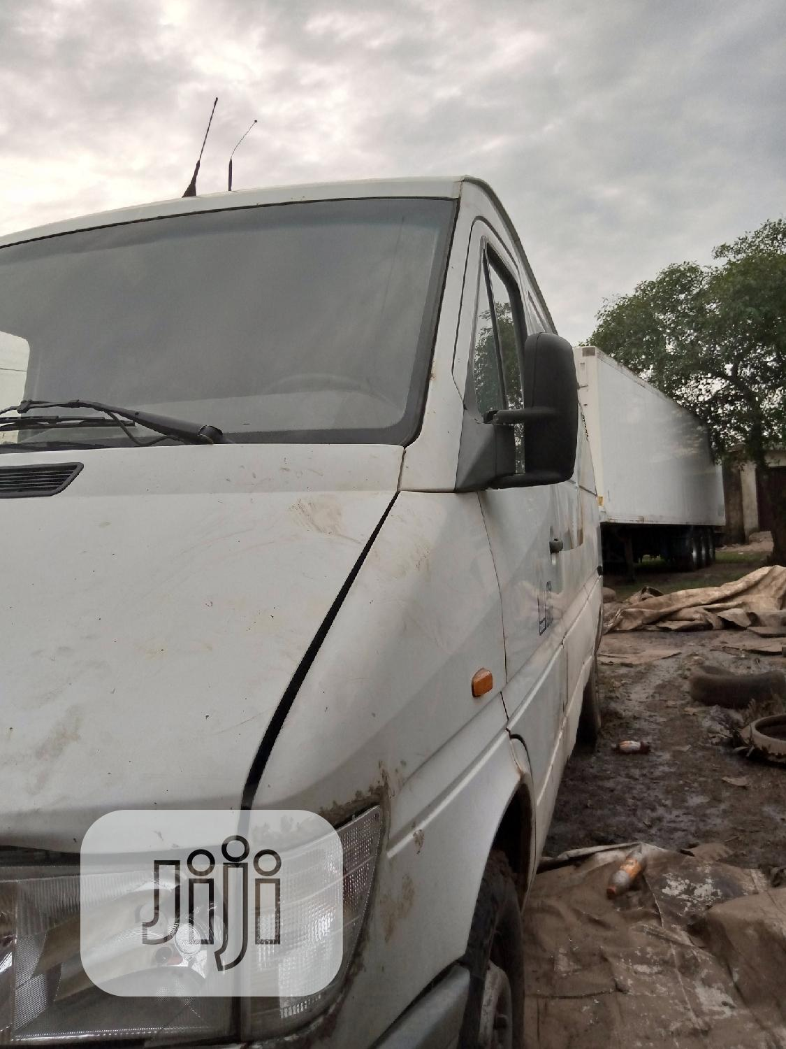 Mercedes Benz Sprinter Petrol Engine , Long Chassis | Buses & Microbuses for sale in Alimosho, Lagos State, Nigeria