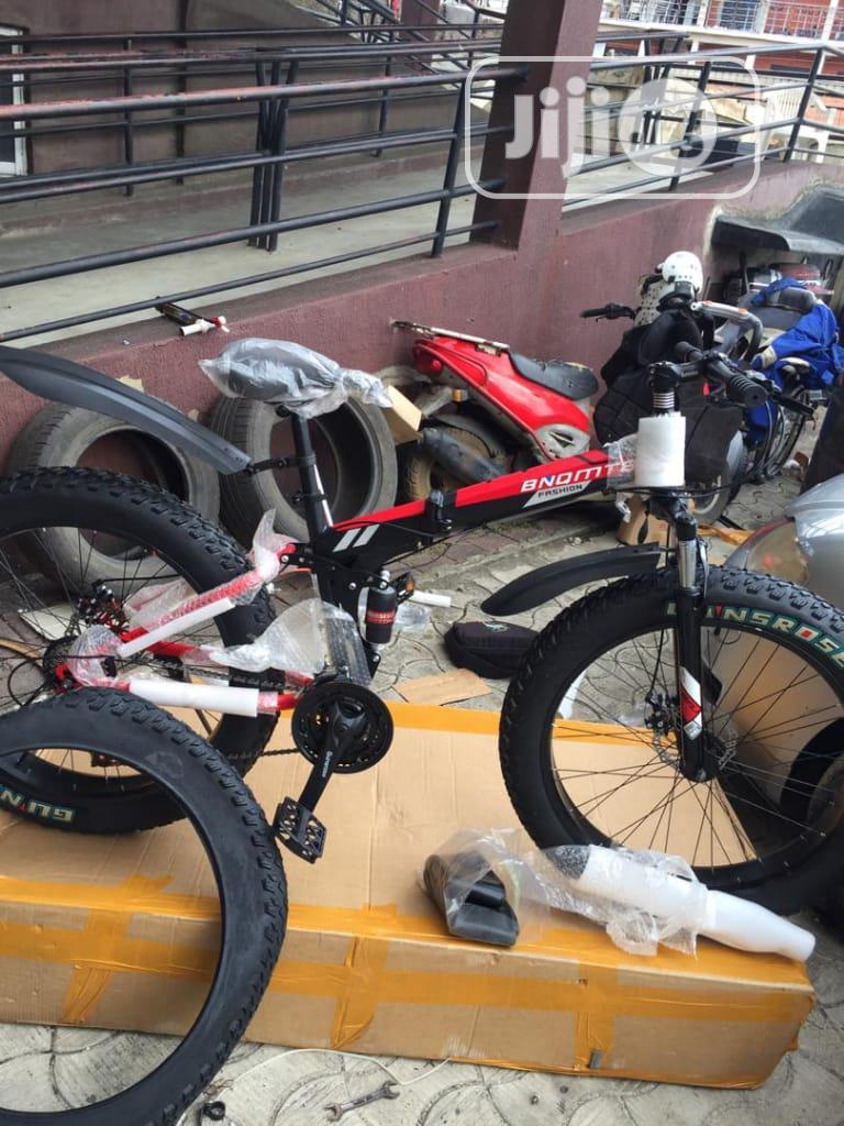 USA Mountain Bike With Big Tyres | Sports Equipment for sale in Apapa, Lagos State, Nigeria