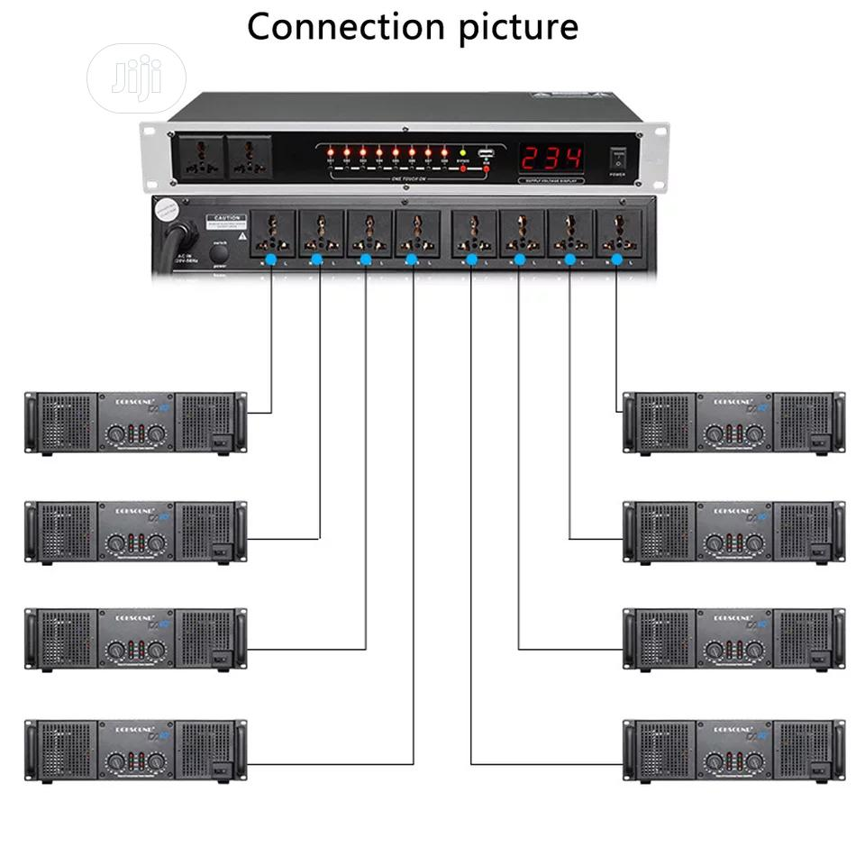 8 Channels Power Sequence | Accessories & Supplies for Electronics for sale in Lagos Island (Eko), Lagos State, Nigeria