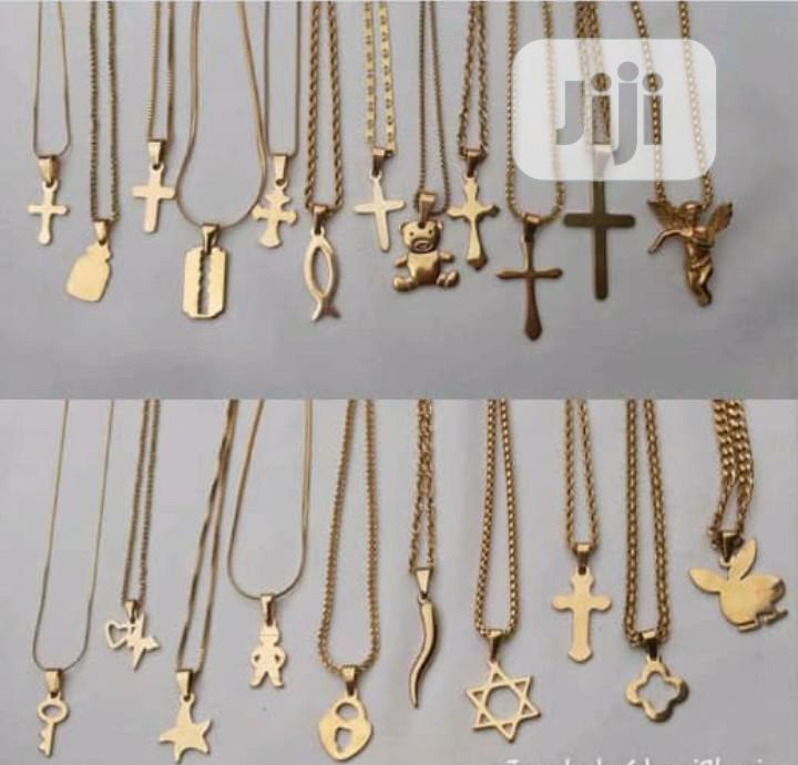Archive: Chain And Pendant