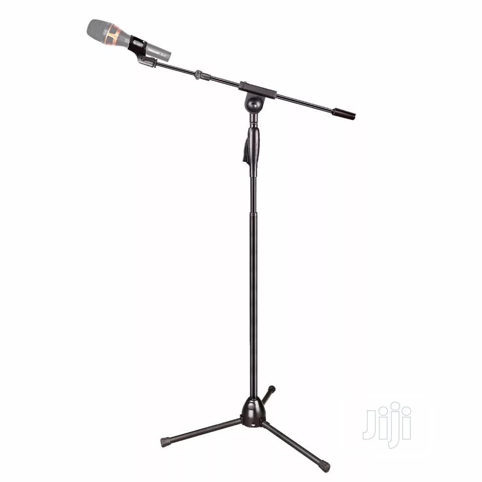 Adjustable Microphone Stand   Accessories & Supplies for Electronics for sale in Lekki, Lagos State, Nigeria