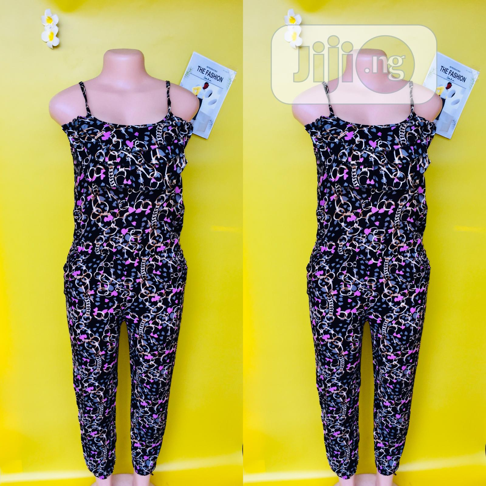 Archive: Quality Jumpsuits