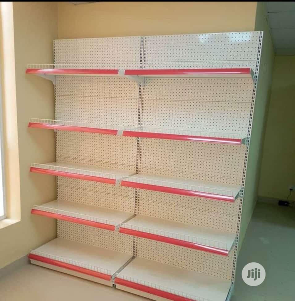 Archive: Single Sided Quality Supermarket Shelf