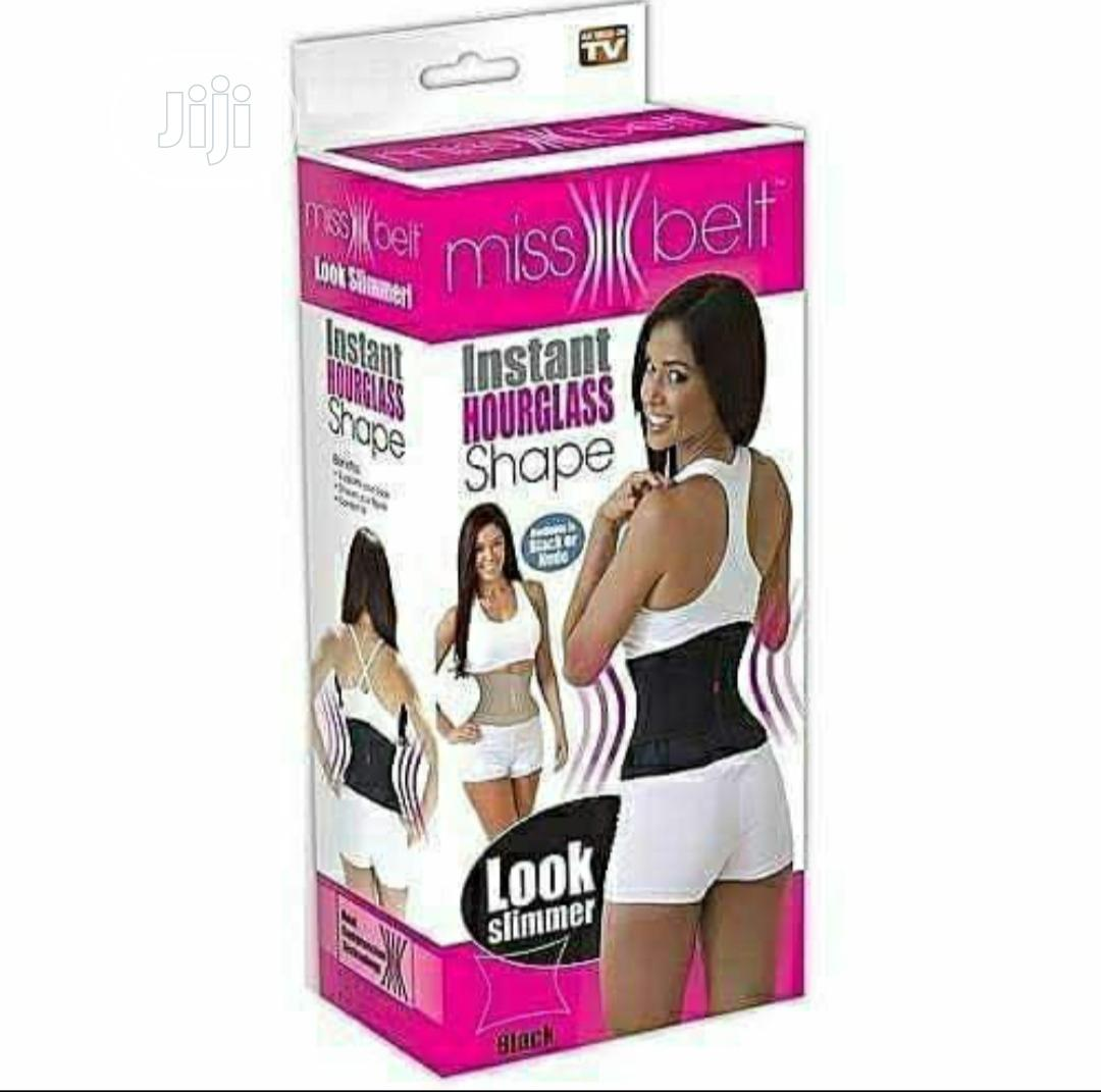 Archive: Miss Belt Adjustable Body Shaper Waist Trimmer & Belly Flat