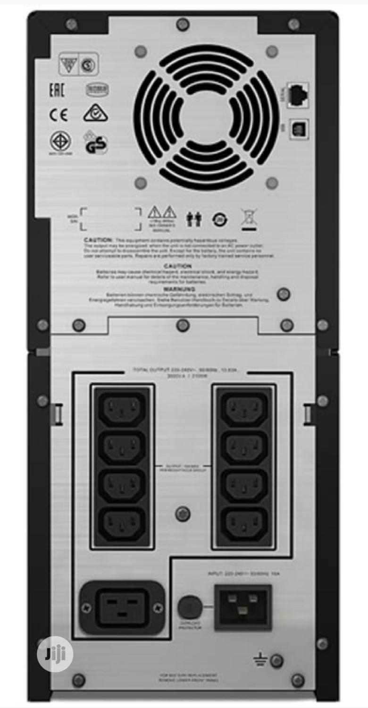 APC Smart-ups C3000va (2100 Watts) LCD 230V SMT 3000I | Computer Hardware for sale in Ojo, Lagos State, Nigeria