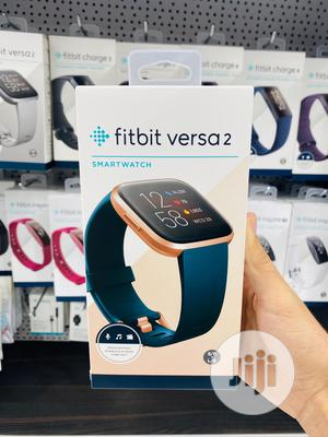 Fitbit Versa 2 | Smart Watches & Trackers for sale in Lagos State, Lekki