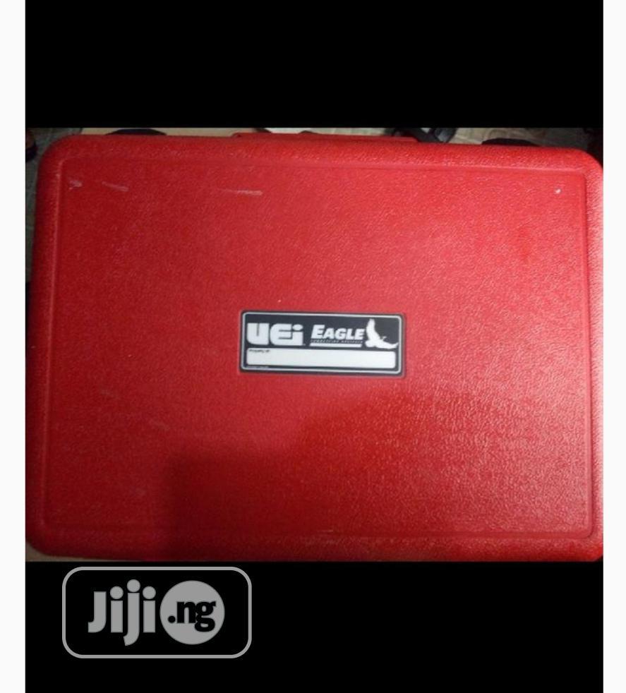 Archive: UEI Gas Emulsion Analyser