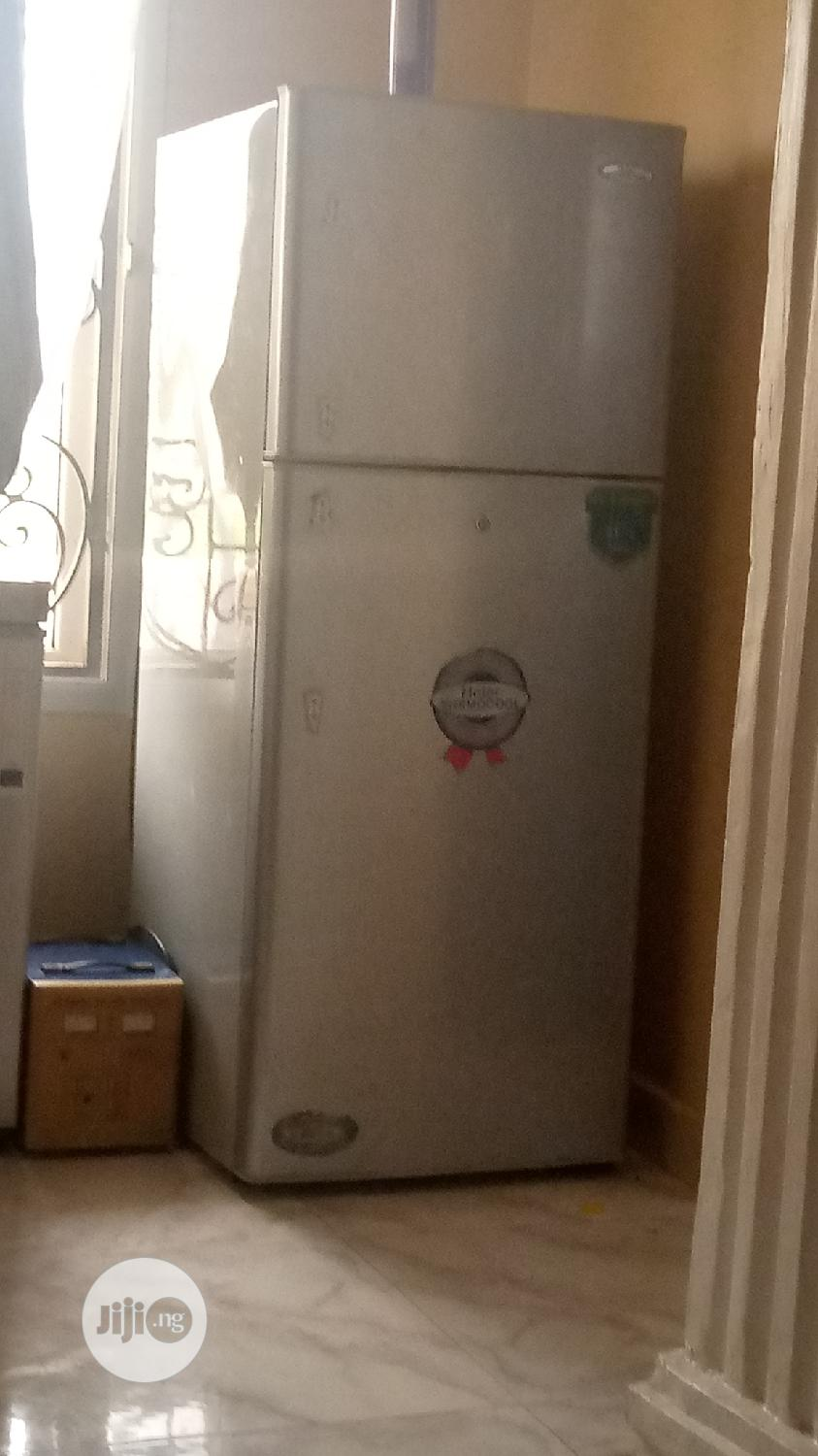 Archive: Standing Fridge-Freezer