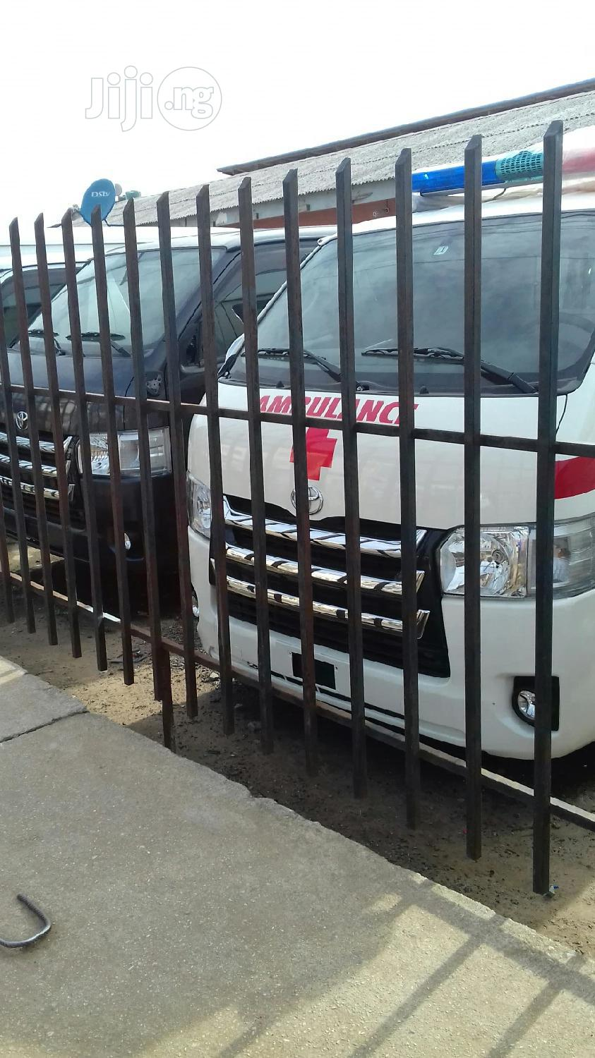 Very Clean Toyota Hiace Bus | Buses & Microbuses for sale in Isolo, Lagos State, Nigeria