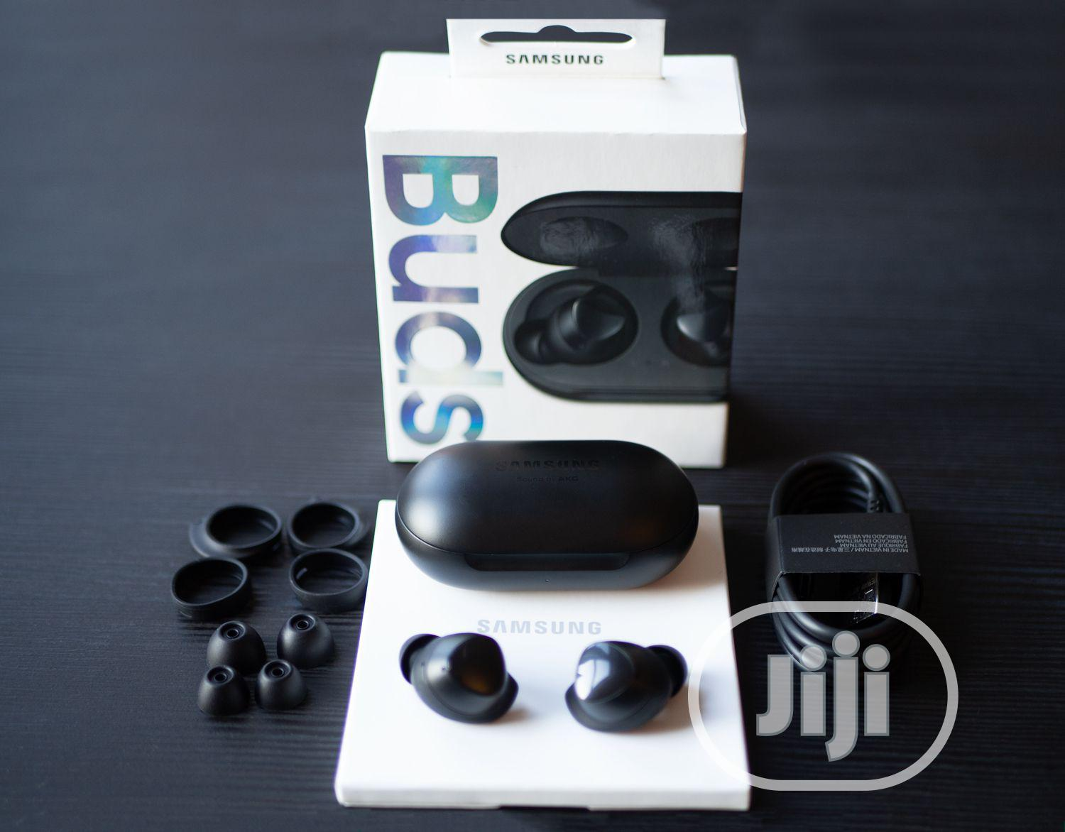 Samsung Galaxy Buds Bluetooth True Wireless Earbuds In Ikeja Headphones Gadget Suite Jiji Ng For Sale In Ikeja Buy Headphones From Gadget Suite On Jiji Ng