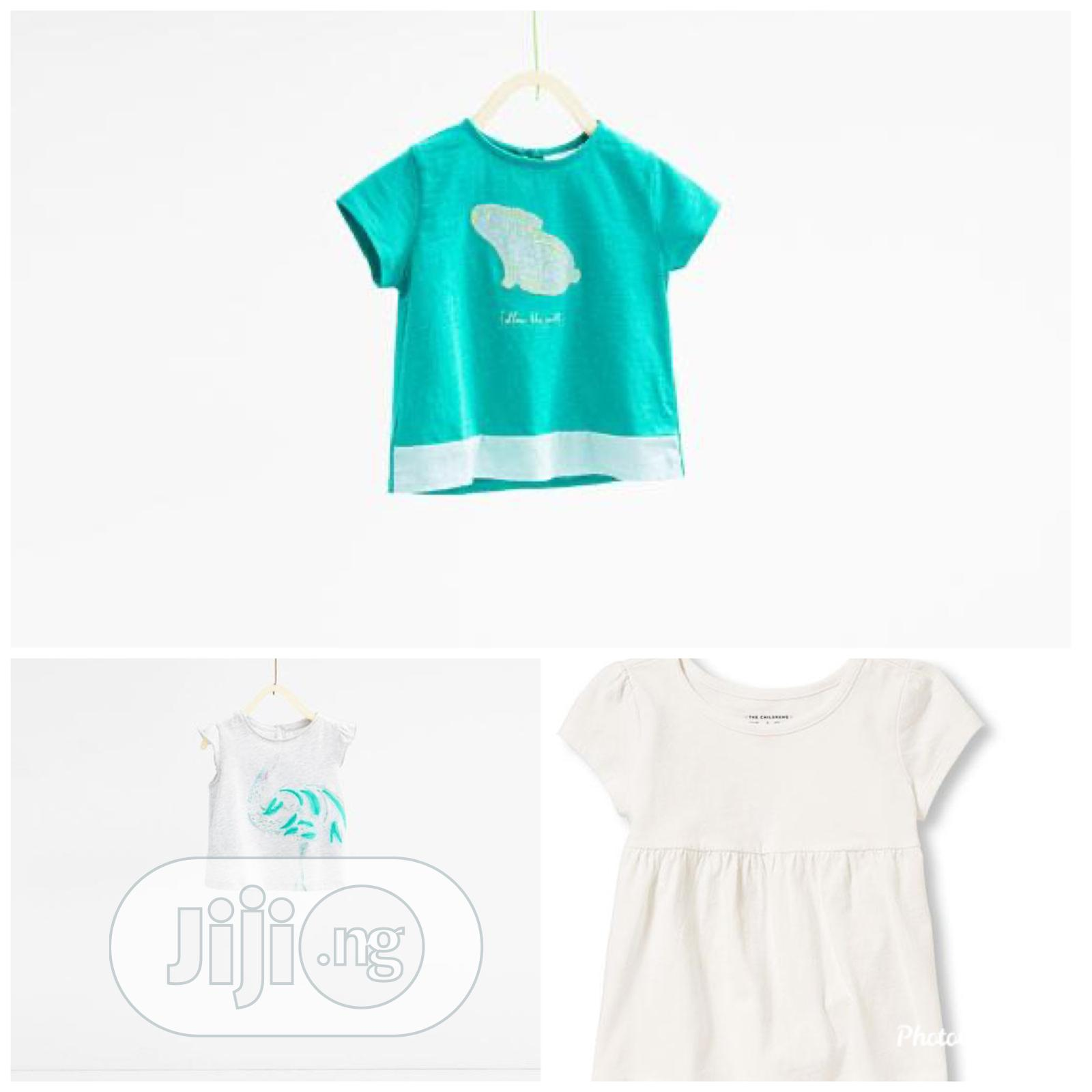 Archive: Baby Girl'S Tops