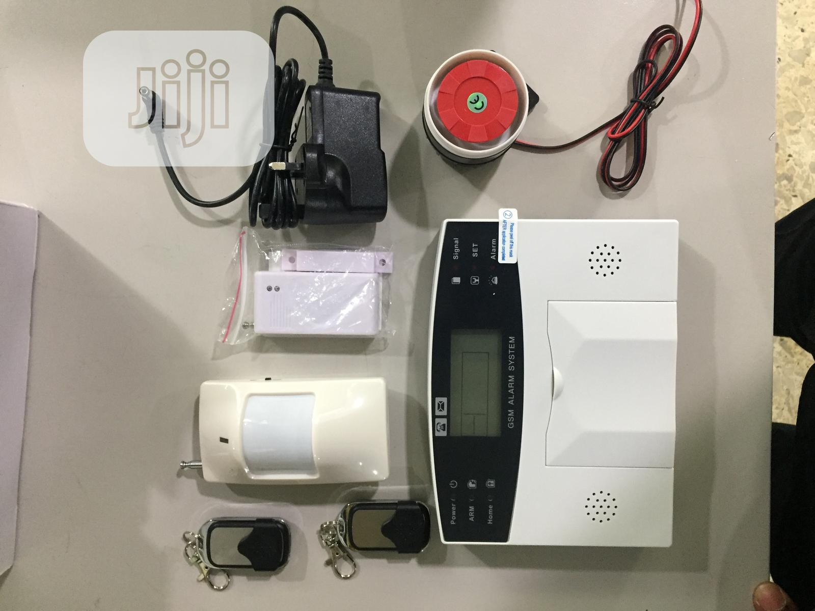 GSM Wireless Burglary Security Alarm System | Safety Equipment for sale in Utako, Abuja (FCT) State, Nigeria