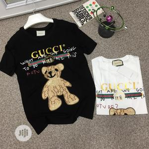 Gucci Round Neck T-Shirt | Clothing for sale in Lagos State, Lagos Island (Eko)