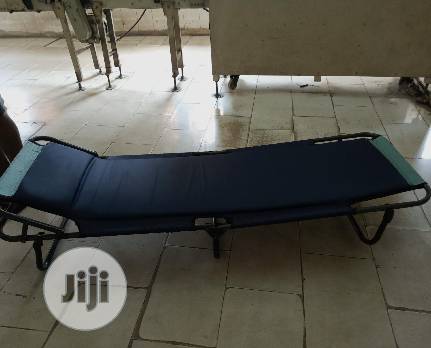 Foldable Camp Bed | Camping Gear for sale in Lagos Island, Lagos State, Nigeria