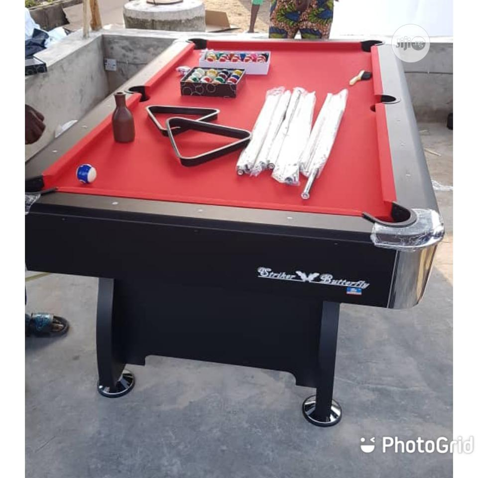 7ft Snooker Table