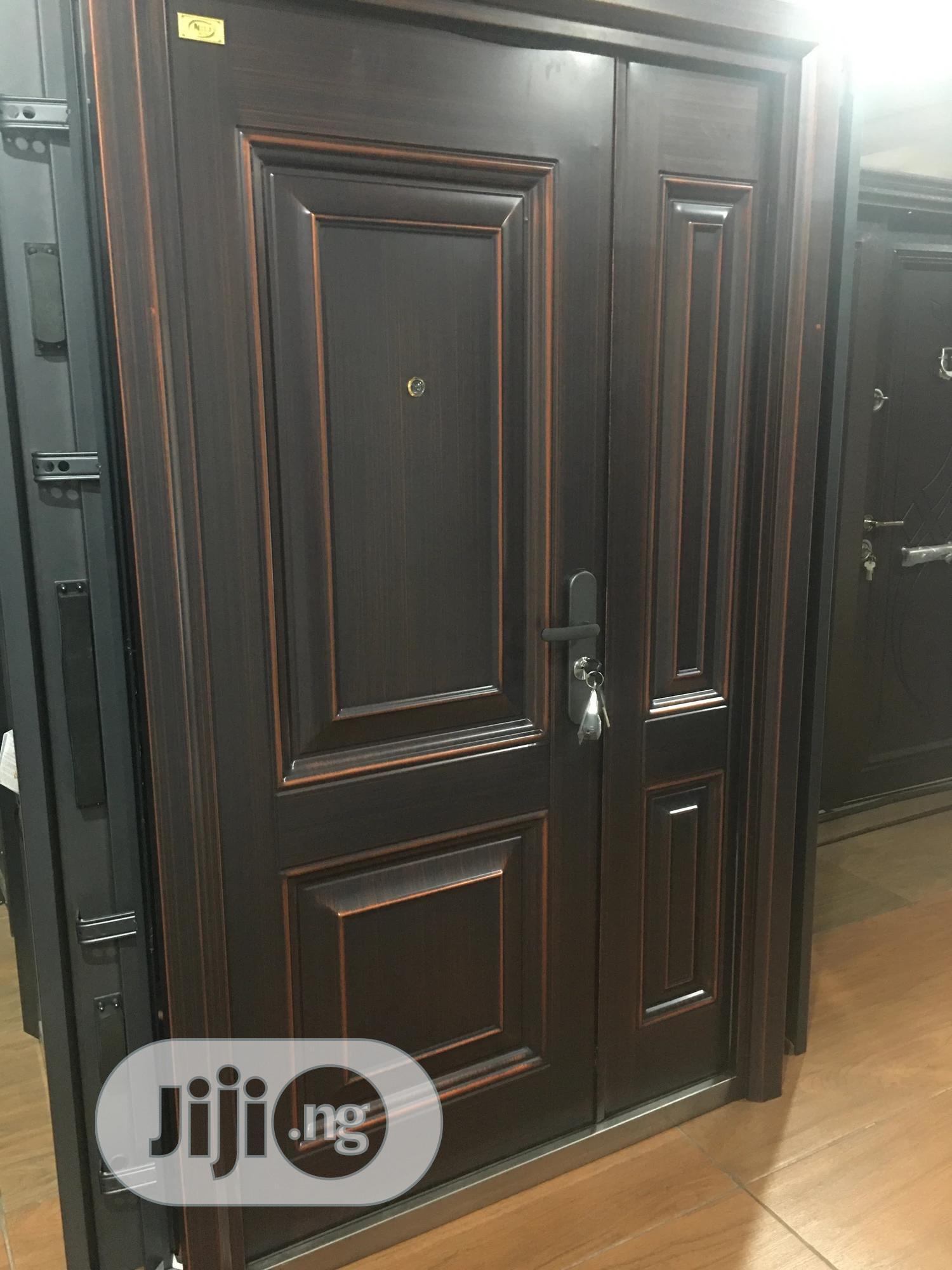 External Doors From Turkey