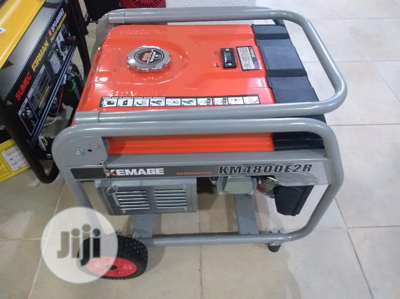 Archive: Generic Kemage Generator 4800E2R