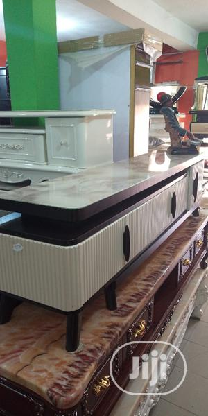 Italian New Design TV Stand   Furniture for sale in Lagos State, Ikoyi