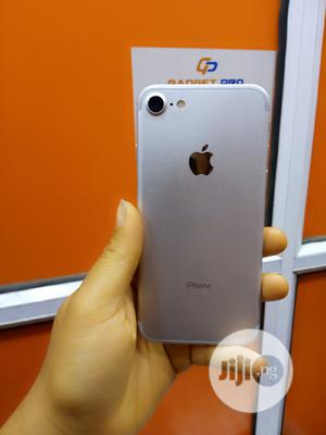 Apple iPhone 7 128 GB Silver | Mobile Phones for sale in Lagos State, Ikeja