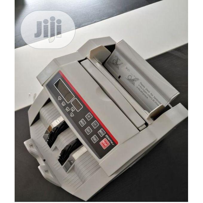 Zenith Counting Machine