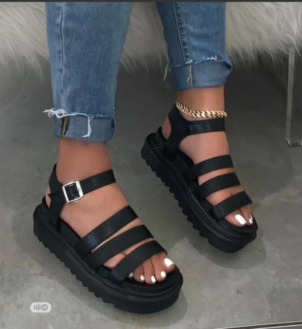 Fashionable Ladies Sandals | Shoes for sale in Shomolu, Lagos State, Nigeria
