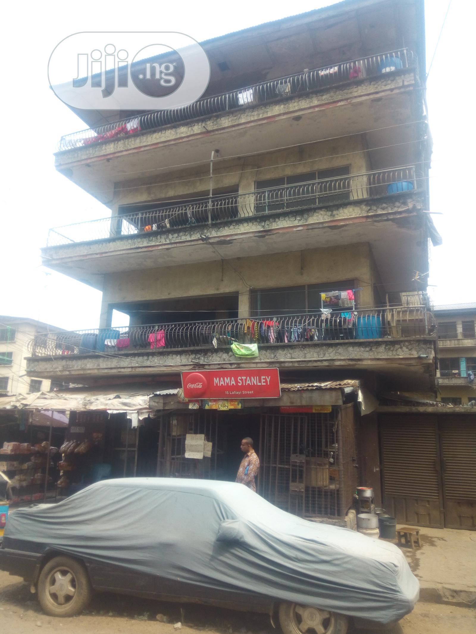 3 Storey Building At Fegge, Onitaha