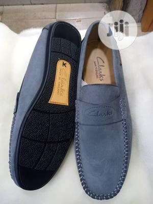 Classic Suede Clarks Shoe | Shoes for sale in Lagos State, Lekki
