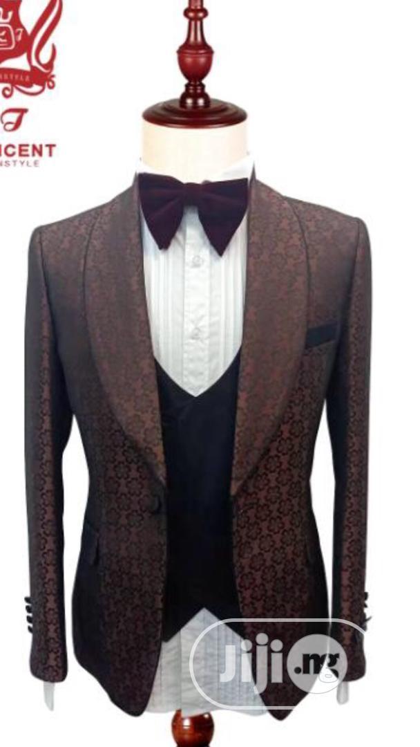 Archive: St Vincent Three Piece Suit Design...
