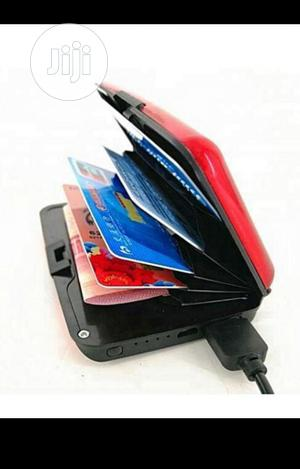 Power Bank With Card Holder | Accessories for Mobile Phones & Tablets for sale in Lagos State, Lagos Island (Eko)