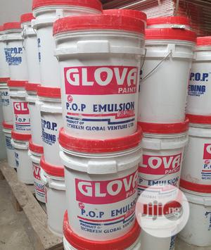 Glova POP Emulsion Paint   Building Materials for sale in Lagos State, Yaba