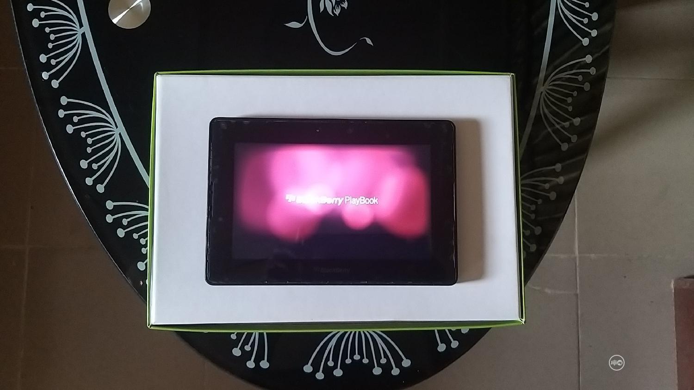Blackberry Playbook 64 GB Black