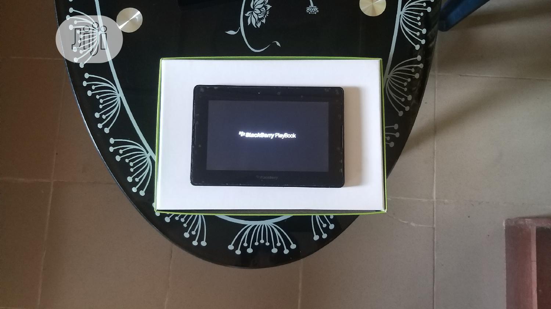 Blackberry Playbook 64 GB Black | Tablets for sale in Ajah, Lagos State, Nigeria