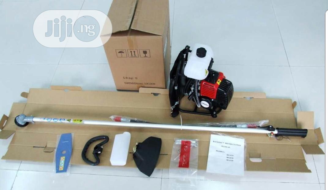 Aspero Backpack CG430B Brushcutter 2 Strok Engine