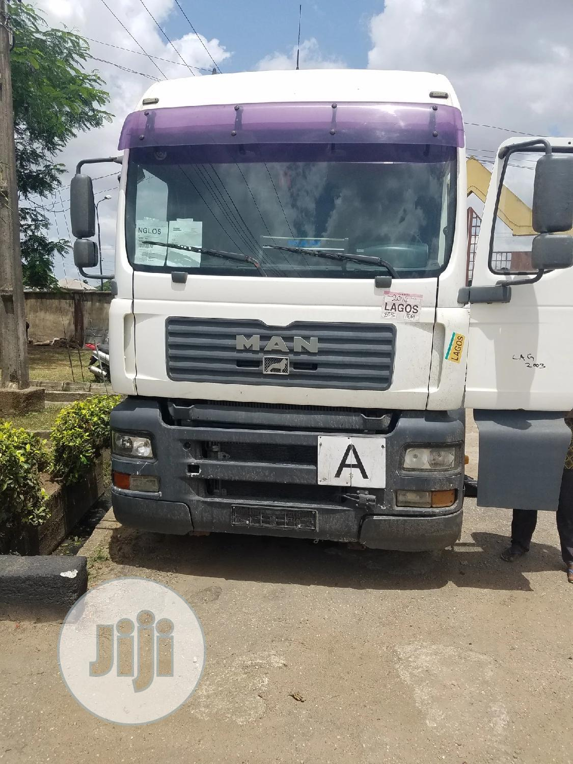 Man- Truck for Sale
