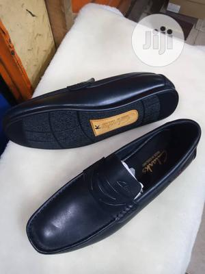 Black Stylish Clarks Shoe | Shoes for sale in Lagos State, Victoria Island