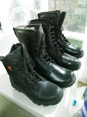 Black Boot For Security   Safetywear & Equipment for sale in Abuja (FCT) State, Wuse