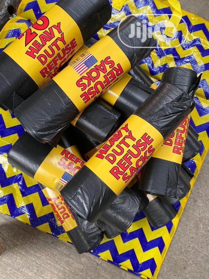 Dustbin Bag (Refuse Bag) | Store Equipment for sale in Ajah, Lagos State, Nigeria