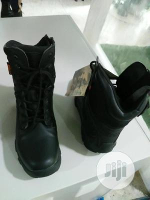 Black Safety Boot | Shoes for sale in Abuja (FCT) State, Wuse