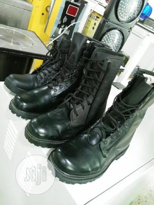 Black Boot For Security | Safetywear & Equipment for sale in Abuja (FCT) State, Wuse