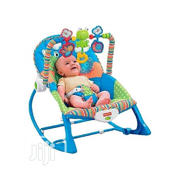 Fisher-price Infant-to-toddler Rocker Bouncer   Children's Gear & Safety for sale in Alimosho, Lagos State, Nigeria