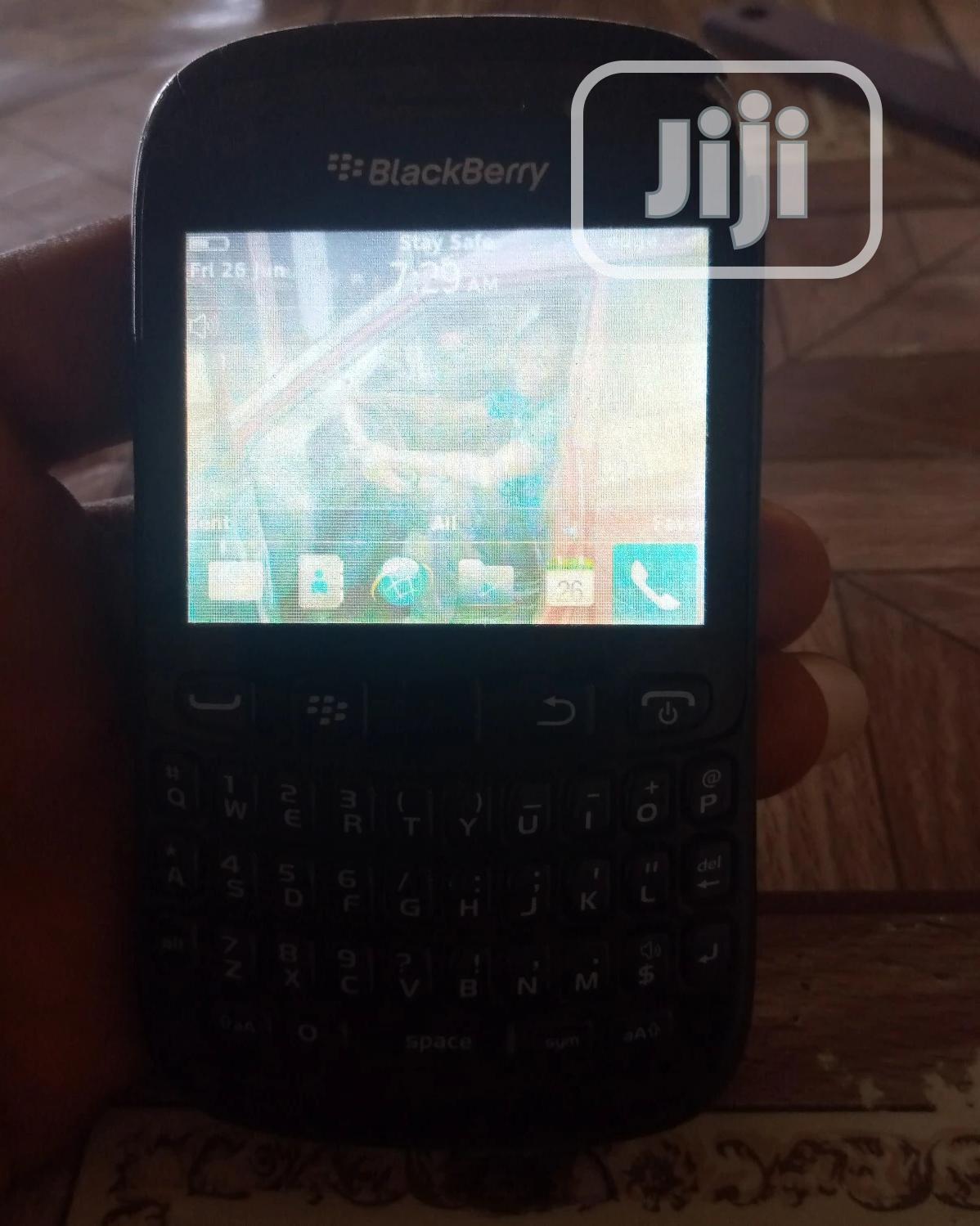 BlackBerry Curve 9220 Black