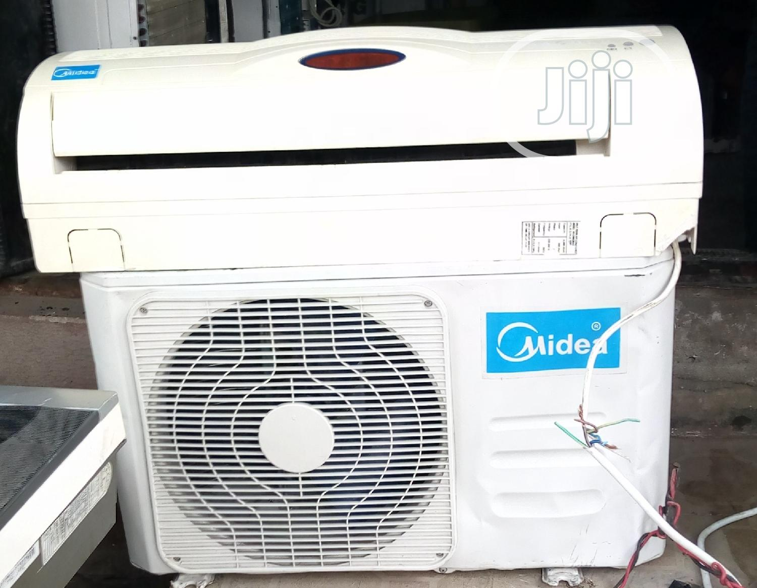 Archive: Uk Used 1.0 Hp Mdea Split Unit Airconfitioner