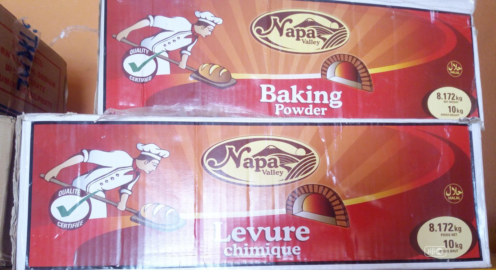 Napa Valley Baking Powder