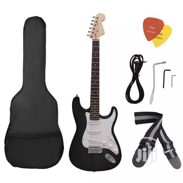 Pro Electric Lead Guitar With Accessories