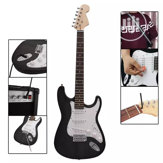 Pro Electric Lead Guitar With Accessories | Musical Instruments & Gear for sale in Amuwo-Odofin, Lagos State, Nigeria
