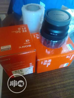 Sony 50mm Lens F/1.8   Accessories & Supplies for Electronics for sale in Lagos State, Alimosho